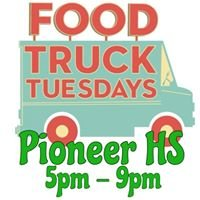 Food Truck Tuesdays at Pioneer HS