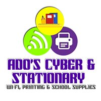 Ado's Cyber & School Supplies