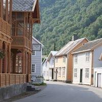 Gamle Lærdalsøyri | Old Town of Lærdalsøyri