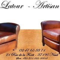 Fauteuils club Latour