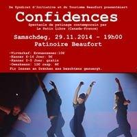Patinoire de Beaufort presents Le Patin Libre 29.11.2014