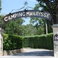 Le Camping Manaysse, Moustier-Sainte Marie