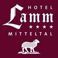 Hotel Lamm - Mitteltal