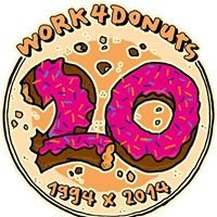 Work 4 donuts, Skateboard Snowboard Sneakers Lifestyle