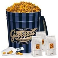 Steve Harvey's Garrett's Popcorn at Lenox