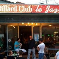 "billard club ""le jazz"""