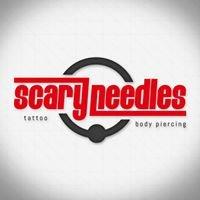 Scary Needles Body Piercing