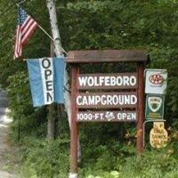 Wolfeboro Campground