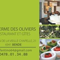 La ferme des oliviers
