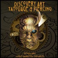 Discovery Art, tatouage & piercing Arles (13200)