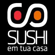 Sushi em tua casa? Aveiro