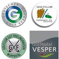 Golfclub Felderbach Sprockhövel / Golfclub Gut Frielinghausen Wuppertal