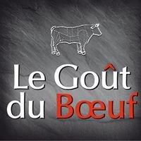Le Goût du Bœuf