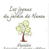 Les joyaux du jardin de nanou