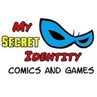 My Secret Identity Comics and Games