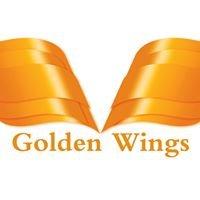 Golden Wings - Göngum til góðs