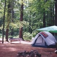 Ayers Lake Campground & Cottages