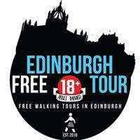 Edinburgh Free 18+ Tours