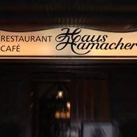 Café Restaurant Haus Hamacher