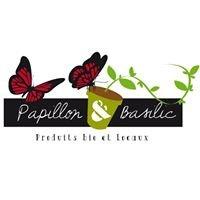 Papillon et Basilic