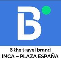 B the travel brand Inca - Plaza España