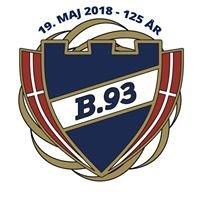 B.93 Tennis