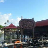 Scuba Junkie, Mabul Island, Borneo