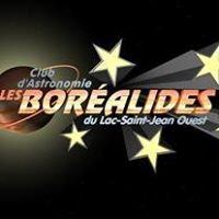Planétarium de Saint Félicien, Club d'astronomie Les Boréalides
