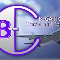 B-Cation travel and tours
