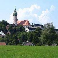 Kloster Andechs.  Bayern
