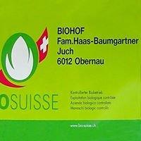 Biohof Fam. Haas-Baumgartner