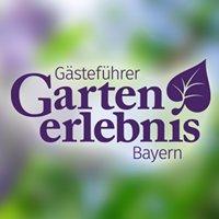 Gästeführer Gartenerlebnis Bayern