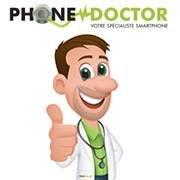 PHONE Doctor depuis 2010 : iPhone & Smartphones, Coques personnalisées