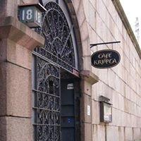 Café Krypta -  Kahvia ja taidetta Tuomiokirkon kryptassa