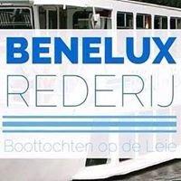 Benelux Rederij NV - Boottochten op de Leie