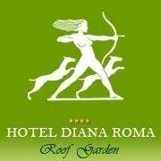 Hotel Diana Roof Garden