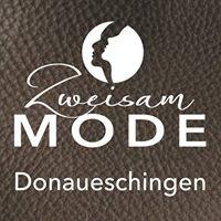 Zweisam Mode Donaueschingen