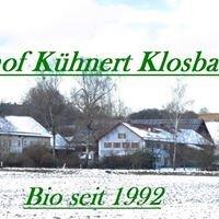 Biohof Kühnert Klosbach
