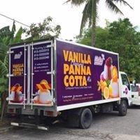 Melky's Vanilla Flavoured Pannacotta Mix