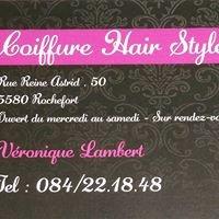 Coiffure Hair Style