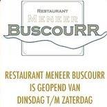 Restaurant Meneer Buscourr
