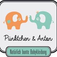 Pünktchen und Anton - natürlich bunte Babykleidung