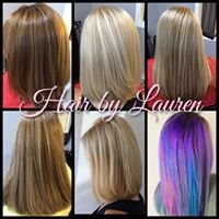 Hair by Lauren at His & Her on the Hill