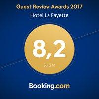 Hôtel - Restaurant La Fayette