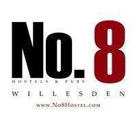 No.8 at Willesden Green