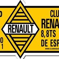 Club Renault 8, 8TS y 10 de España