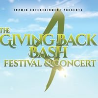 Giving Back Bash 4: Festival & Concert