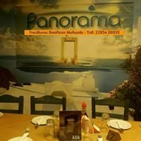 Restaurant  Panorama Naxos