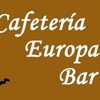 Cafeteria Europa Bar