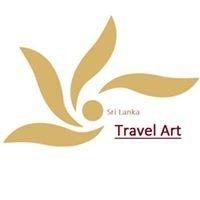 Sri lanka travel art